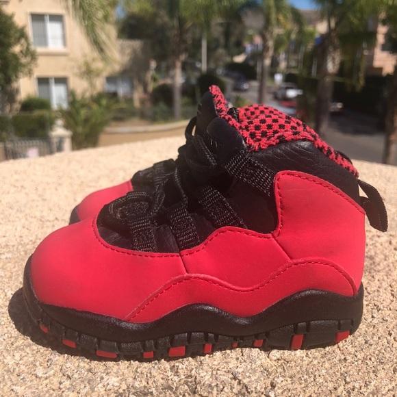 1429a665c6fa65 Jordan Other - Air Jordan Retro 10 sz Toddler 5C